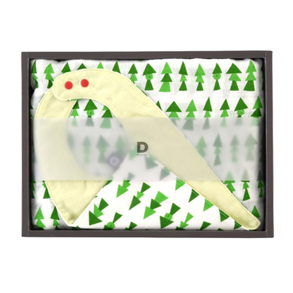 D BY DADWAY_ 經典禮盒 / 綠色森林