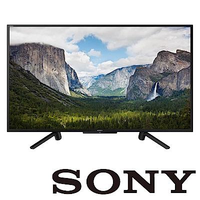 [無卡分期-12期] SONY 43型 連網電視KD-43W660F