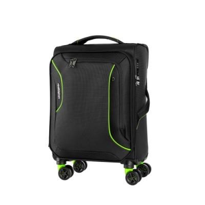 AT美國旅行者 20吋Applite 3.0S 輕量可擴充布面TSA飛機輪登機箱