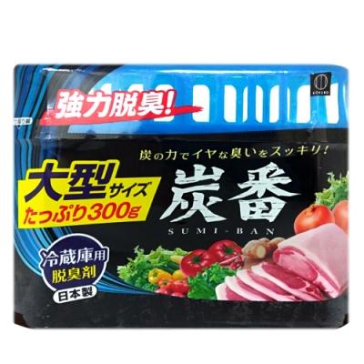 日本炭番冰箱強力除臭劑-冷藏室專用(300g)