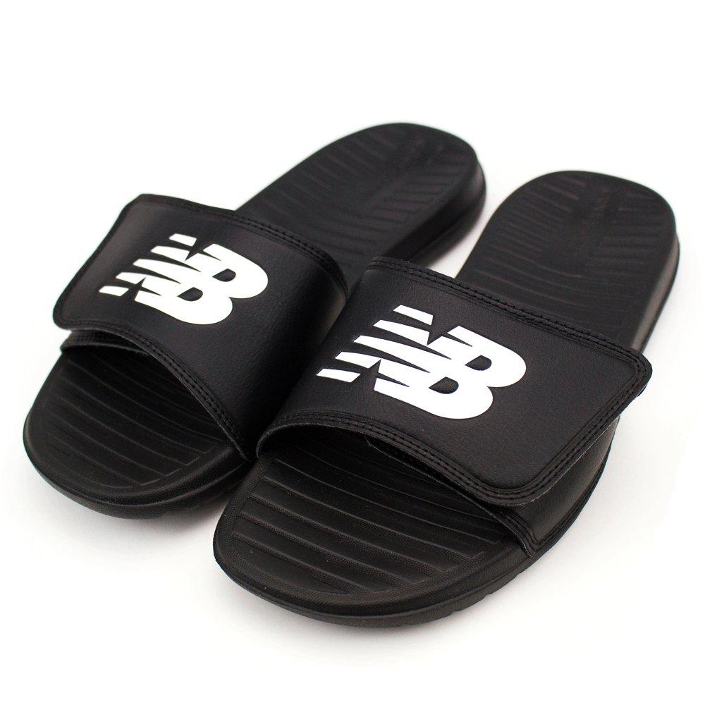 New Balance 男女拖鞋SD230BK-D 黑
