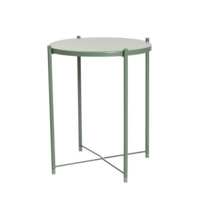 樂嫚妮 北歐質感多用途托盤茶几桌/咖啡邊桌-綠