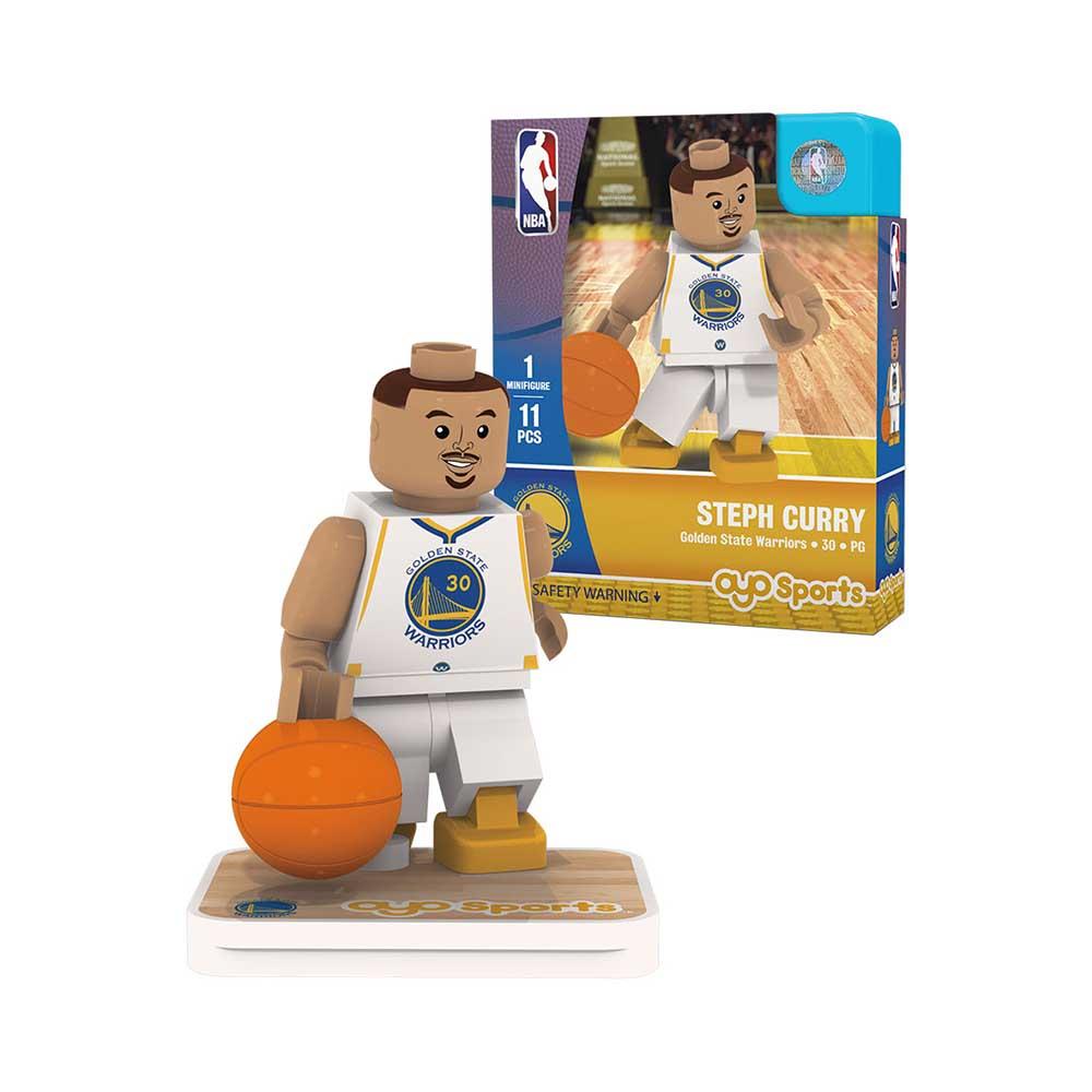 OYO Sports NBA 球員公仔 勇士隊 Stephen Curry product image 1