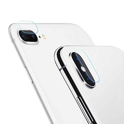嚴選奇機膜 (2入加1組防塵套)iPhone X 5.8吋 鏡頭鋼化玻璃膜 鏡頭玻璃膜