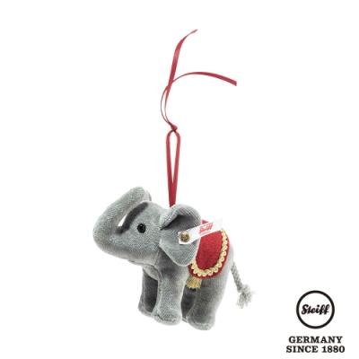 STEIFF德國金耳釦泰迪熊 Christmas Elephant Ornament  小象飾品 (限量版)