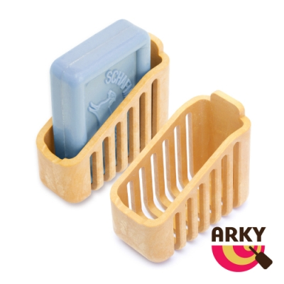 ARKY Stand&Still Soap Case 約書亞樹紋直立式肥皂盒組