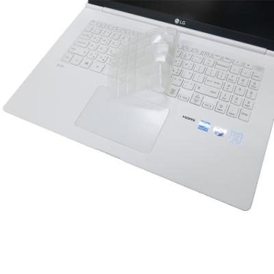 EZstick LG Gram 17Z990 奈米銀抗菌 TPU 鍵盤膜