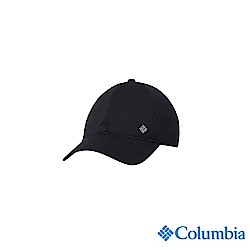 Columbia 哥倫比亞中性-UPF50涼感快排棒球帽-黑色UCU01260BK