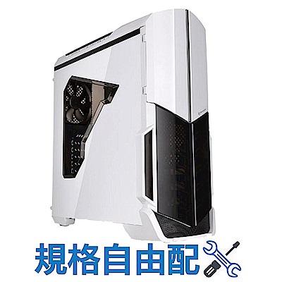 玩家自選Intel第八代 技嘉B360 GAMING準系統電腦