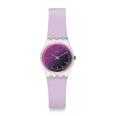 Swatch Energy Boost 系列 ULTRAVIOLET 優雅紫羅蘭手錶