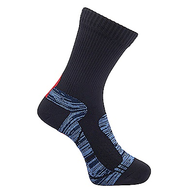 V-TEX 時尚針織防水襪 - 迷彩藍