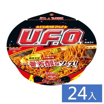 日清 UFO炒麵-日式醬汁口味(85gx24碗)