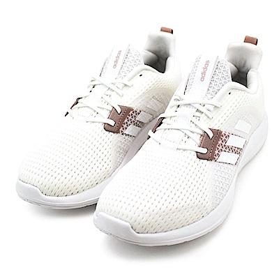 ADIDAS-ELEMENT V 女休閒鞋-白