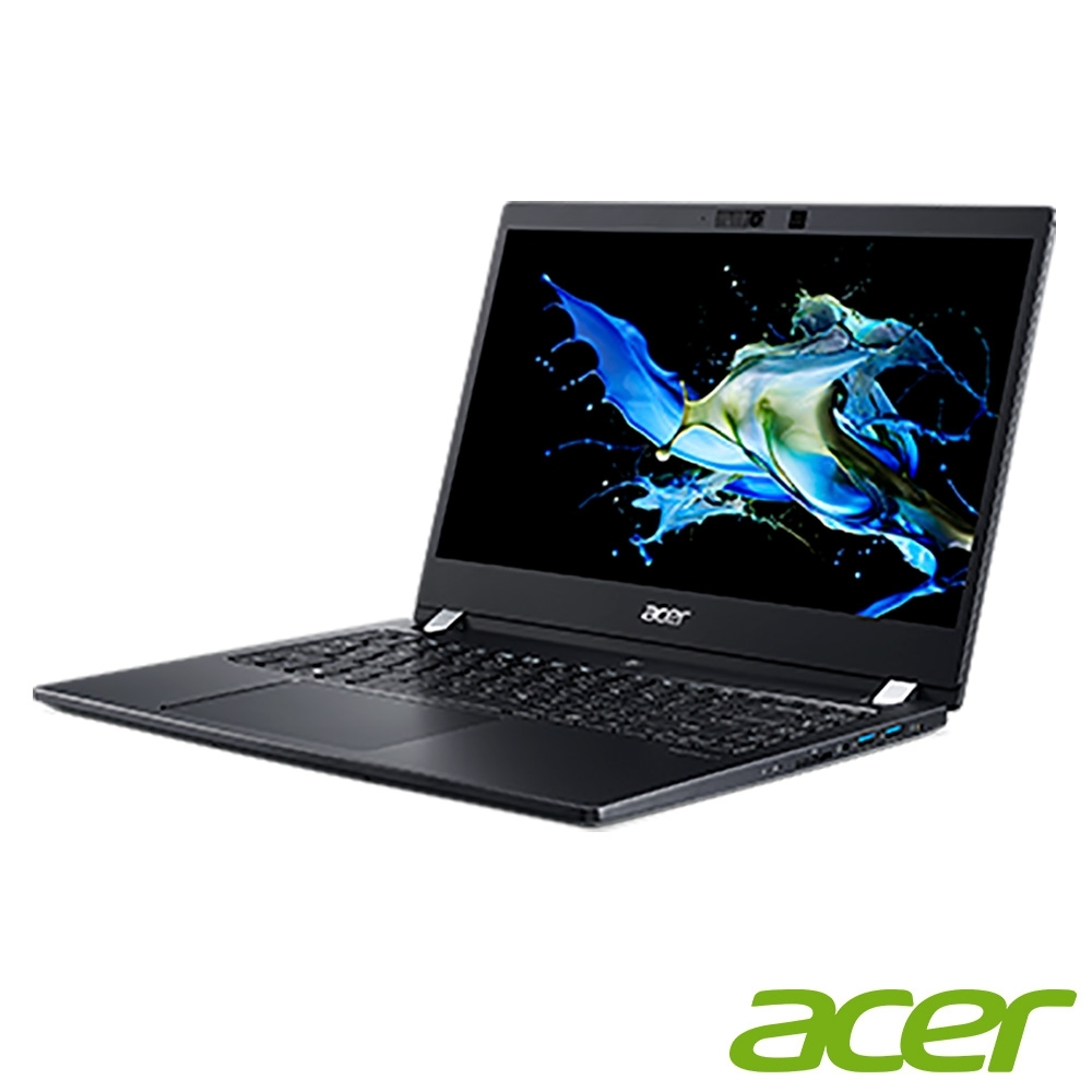 Acer TMX314-51-MG-54FA 14吋筆電(i5-8265U/MX230/8G/512G SSD/黑) product image 1