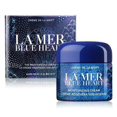 LA MER 海洋拉娜 乳霜 60ml-Blue Heart 蔚藍之心限量版-國際航空版