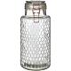 《Premier》蜂巢扣式玻璃密封罐(玫瑰金1.9L) product thumbnail 1