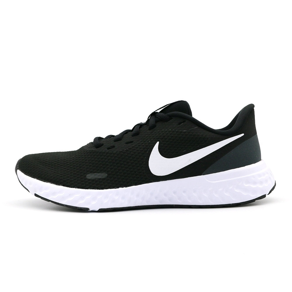 NIKE REVOLUTION 5 女 跑步鞋 黑-BQ3207002