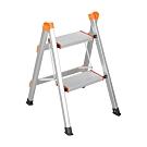 TRENY 加寬鋁製二階踏梯-櫥櫃用