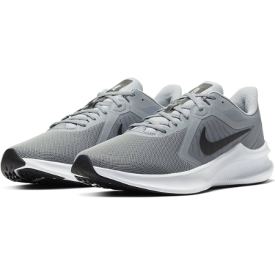NIKE  慢跑鞋 訓練 健身 運動鞋 男鞋 灰 CI9981003 Downshifter 10