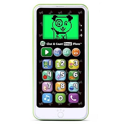 美國LeapFrog跳跳蛙 - 炫光智慧小手機(白)