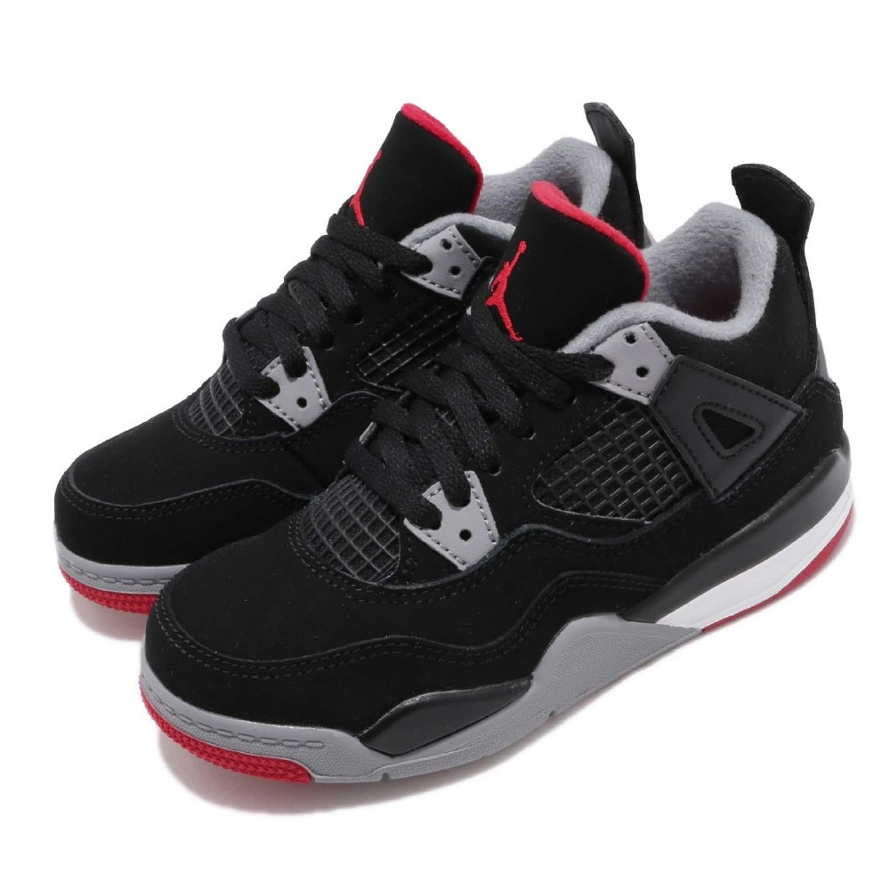 Nike 休閒鞋 Jordan 4代 PS 童鞋