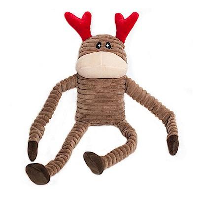 ZippyPaws就是愛吵鬧-聖誕大麋鹿  有聲玩具