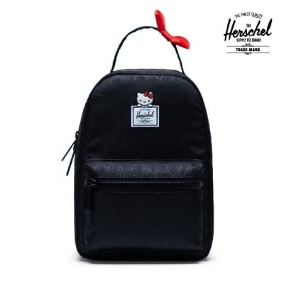 【Herschel】Nova Mini x Hello Kitty 後背包-黑色