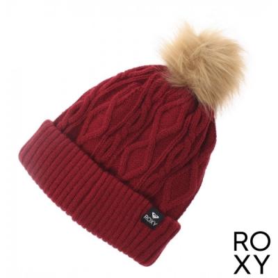 【ROXY】COUNTRY CALLING 毛帽 紅