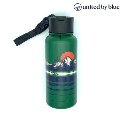United by Blue 707-277 32oz 不鏽鋼保溫瓶 / 灰綠
