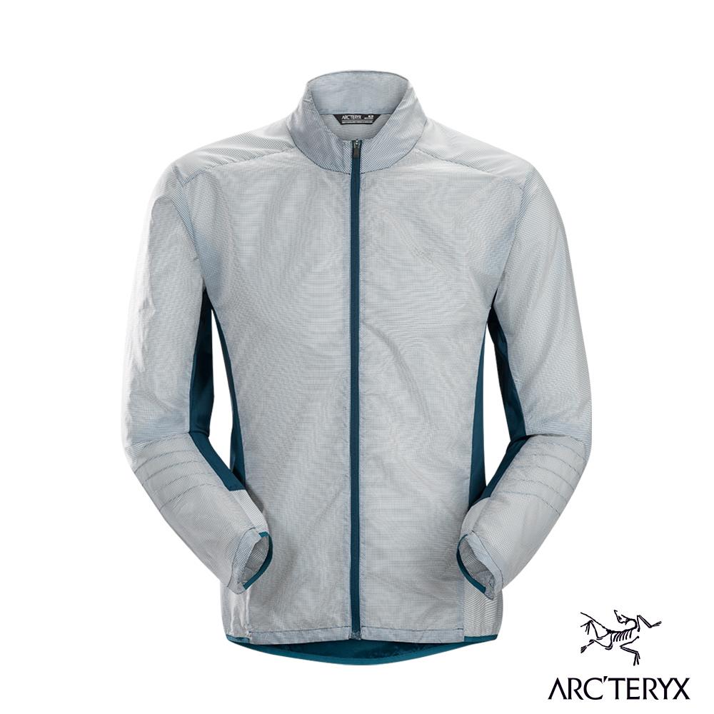 Arcteryx 始祖鳥 男 Incendo SL 風衣外套 海洋綠