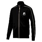 PUMA-男性流行系列鎖鏈T7立領外套-黑色-亞規