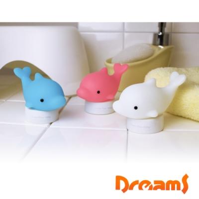 Dreams Dolphin Bath Light 海豚防水浴燈- 粉