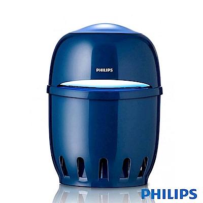 飛利浦 PHILIPS 22W吸入式安心捕蚊燈-藍 (F600B)
