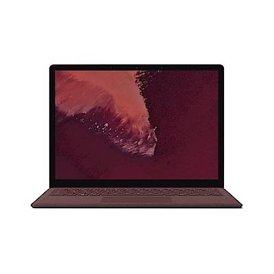 微軟 Surface Laptop 2 13.5吋筆電(i5/8G/256G/酒紅色)