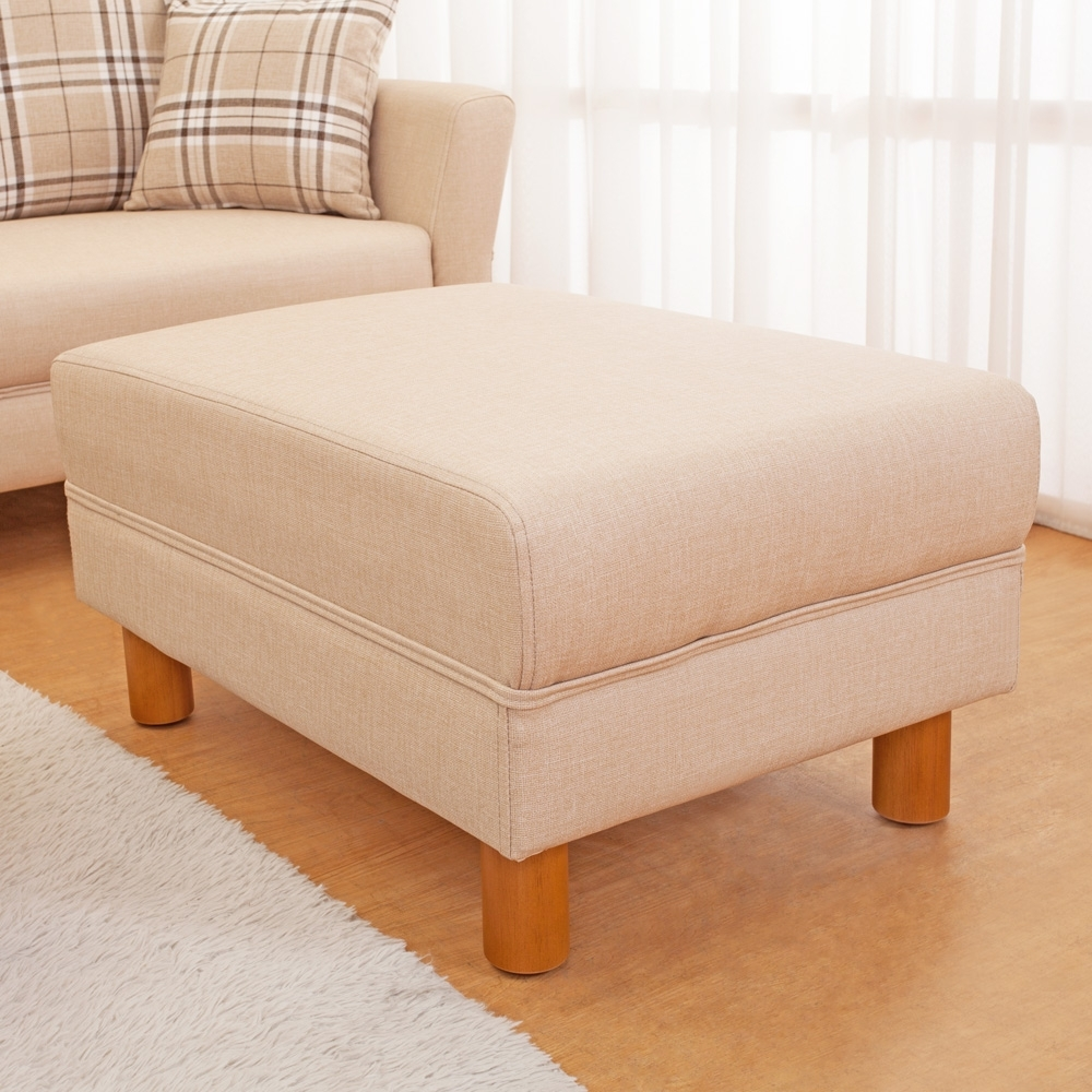 Boden-米洛克貓抓皮沙發椅凳/腳凳(二色可選)