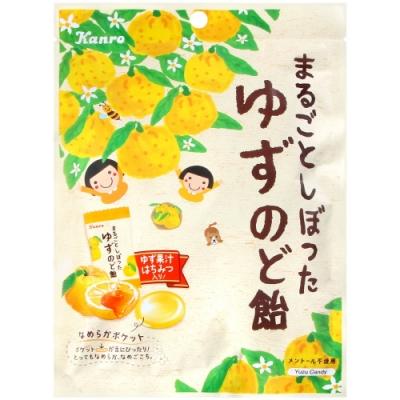 Kanro 柚子風味糖(80g)