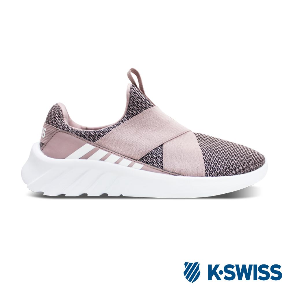 K-SWISS Aeronaut Flex輕量健走鞋-女-香芋紫