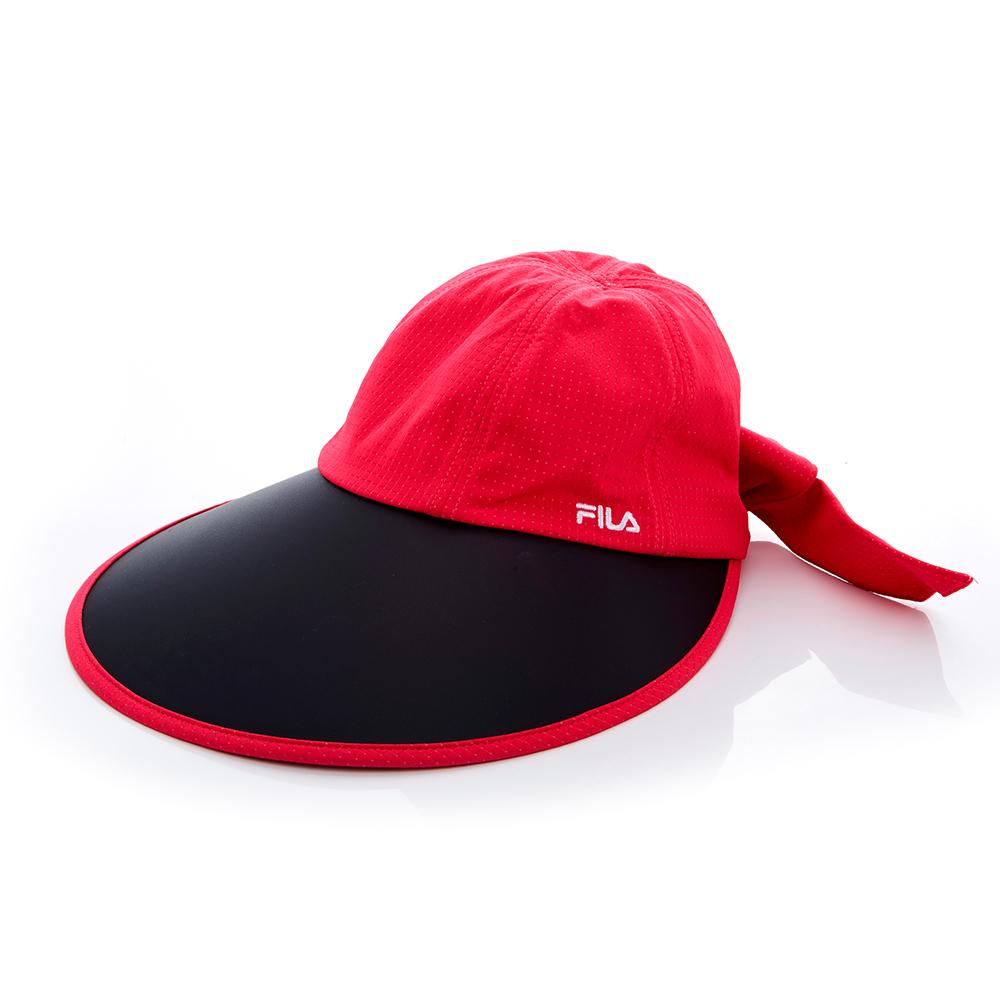 FILA 時尚遮陽帽-桃紅 HTT-1009-PC
