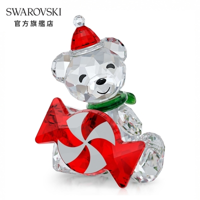 SWAROVSKI 施華洛世奇 KRIS BEARKris小熊—2021聖誕限定版