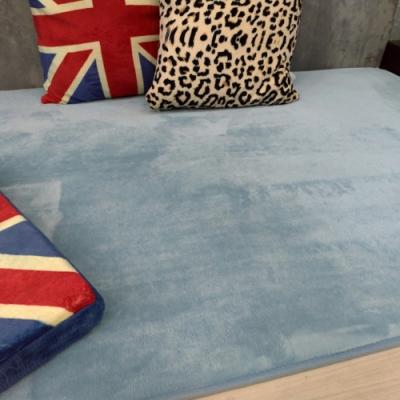 范登伯格 - 舒柔 法蘭絨摺疊地毯 (100x150cm)