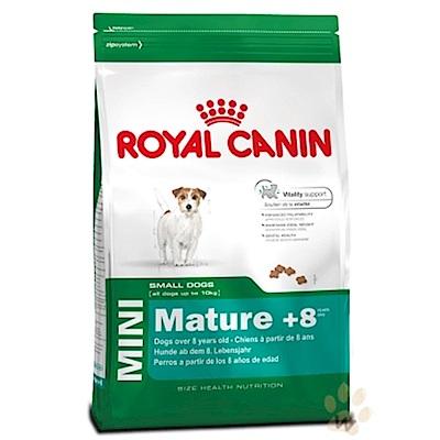 法國皇家 PR+8 小型熟齡犬專用飼料 2KG