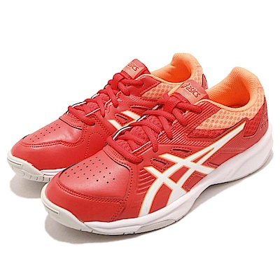 Asics 網球鞋 Court Slide 低筒 運動 女鞋