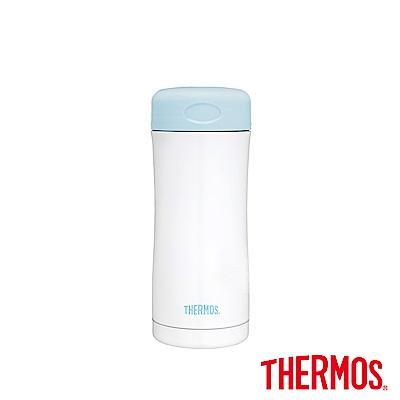 THERMOS膳魔師不鏽鋼真空保溫杯0.4L(JCG-400)