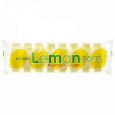 日本 Miyoshi 迷你檸檬香皂