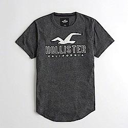 Hollister HCO  短袖 T恤 灰色 0863