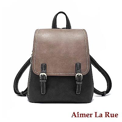Aimer La Rue 後背包 焦糖女孩系列(二色)