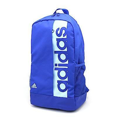 ADIDAS-後背包CF3458-藍