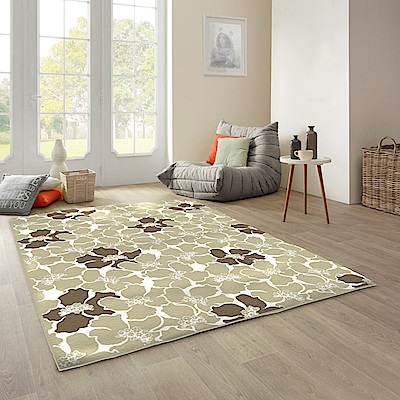 范登伯格 - 輪舞曲 進口地毯 - 藏花 (中款 - 140 x 190cm)