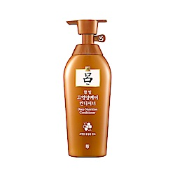 RYO呂 韓方頭皮養護潤髮乳(營養潤澤) 400ml