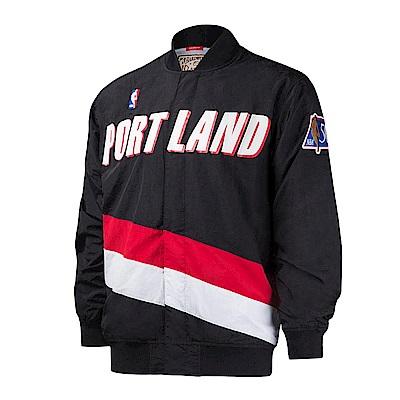 M&N NBA 復古熱身外套 拓荒者 6056-322-96PTR
